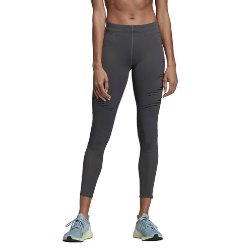 LEGGINSY DAMSKIE ADIDAS HOW WE DO TIGHT SZARE DP3958